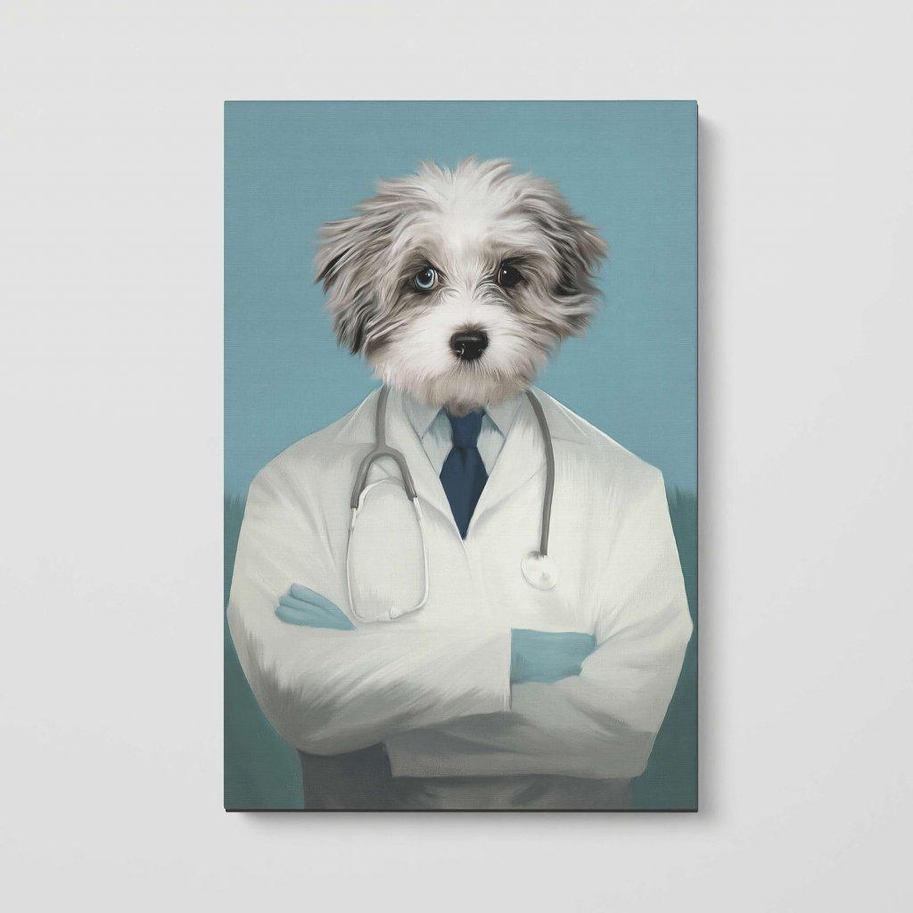 portrety domacich lekar