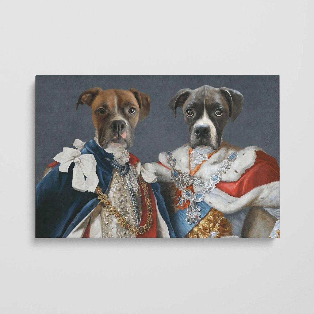 portrét domácích mazlíčků 2šlechta