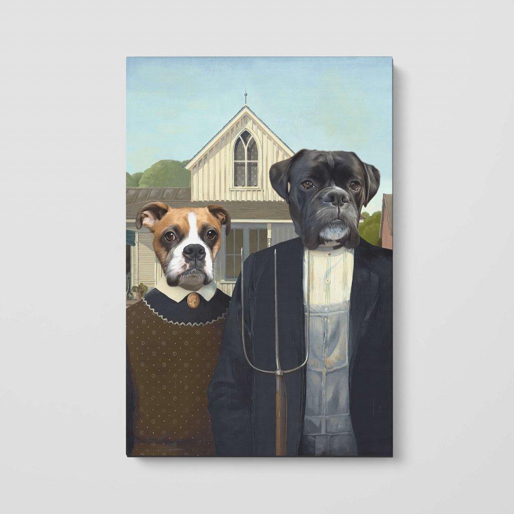 portrét domácích mazlíčků 3