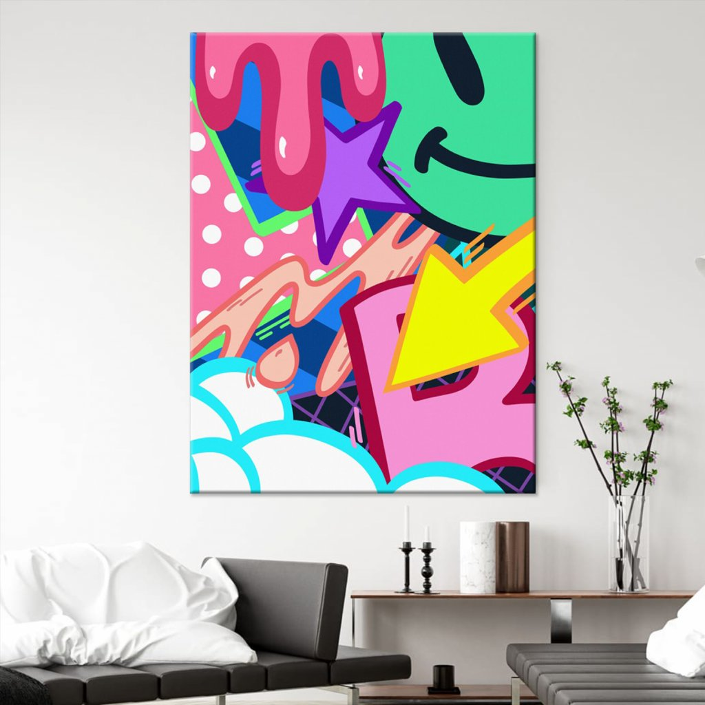 Obraz na stěnu Color Art
