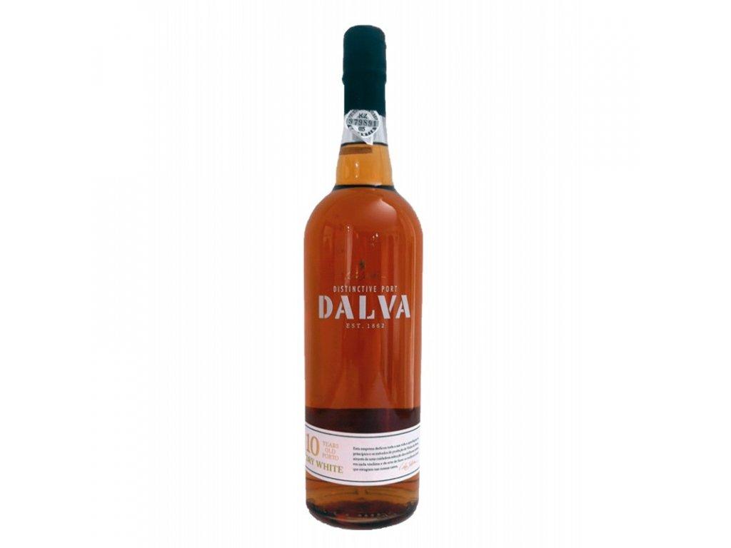 dalva 10 years old dry white port 2