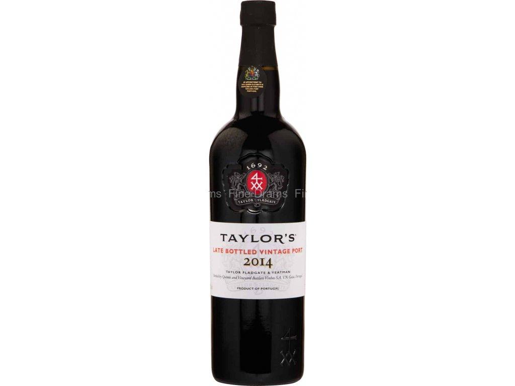 taylors late bottled vintage port 2014