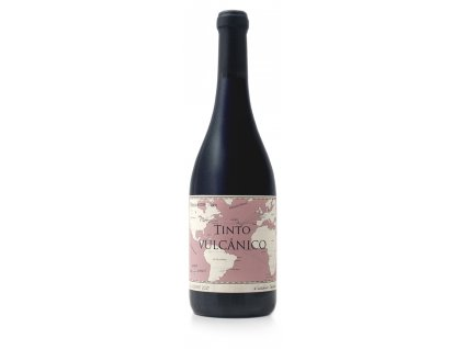tinto vulcanico 2017 bottle