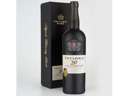 taylors 20 year old tawny port case