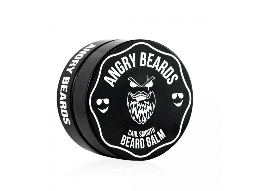 Angry Beards Carl Smooth, balzám na vousy