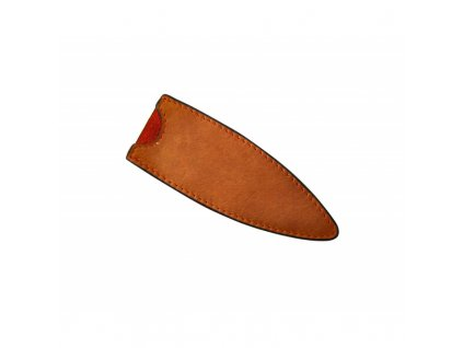27g deejo leather sheath natural