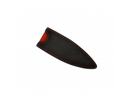 27g deejo leather sheath mocca