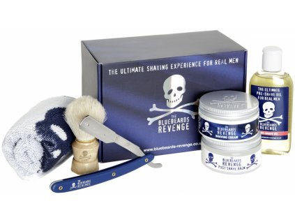 Sada na holení Bluebeards Revenge Barber Bundle