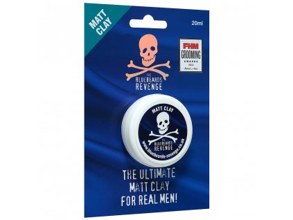 Matný jíl na vlasy The Bluebeards Revenge - 20 ml