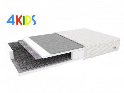 Pohánkový matrac Bambino Normal 200x90