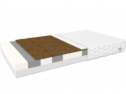 Turner matrac s kokosovou vrstvou 200x100