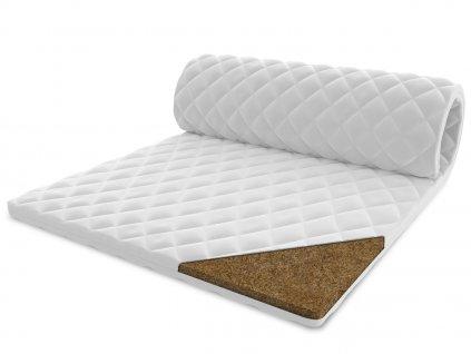 Vrchný kokosový matrac 200x80 - 1 cm