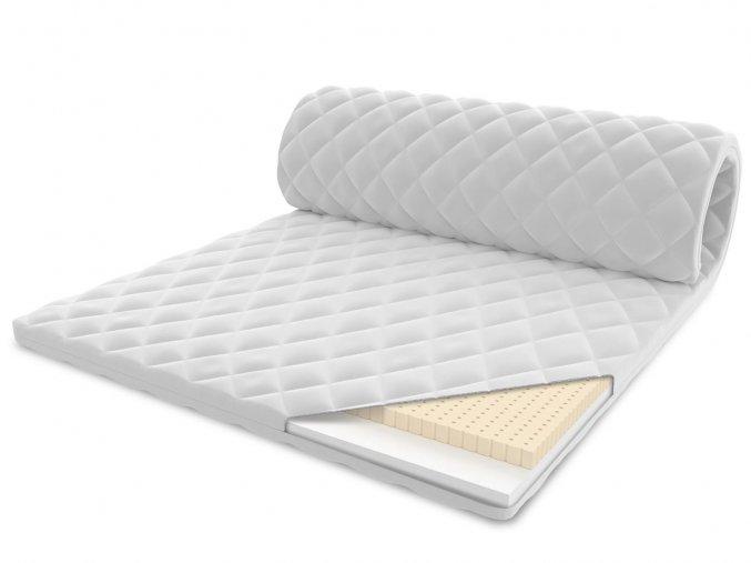 Prístelkový matrac z latexu 200x100 - 4 cm