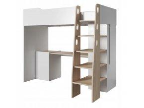 Poschodová posteľ BUBI 200x90