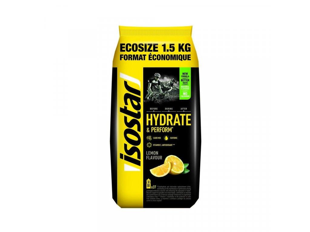 Isostar Hydratate & perform powder 1500g, citron