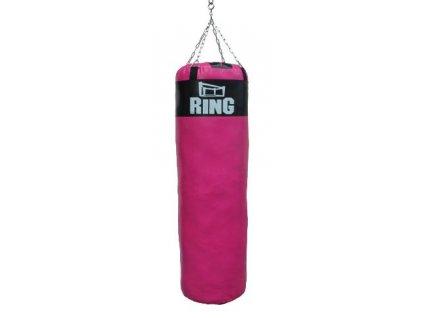 Boxovací pytel - 120 x 35 váha 25 Kg růžový