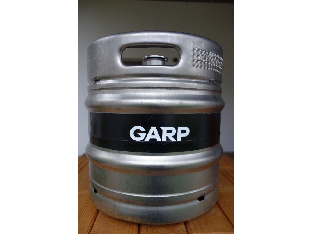 GARP 120 - světlý ležák - KEG sud flach 30 l
