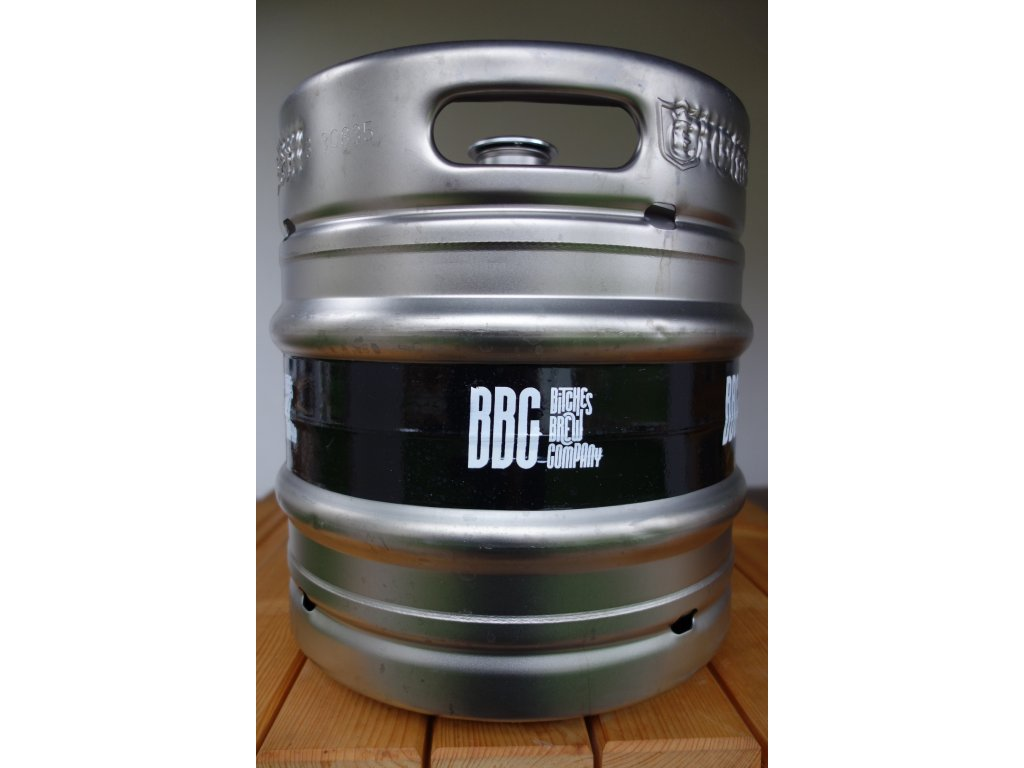 BITCHES BREW COMPANY - NEIPA - sud 30 l  řemeslné pivo