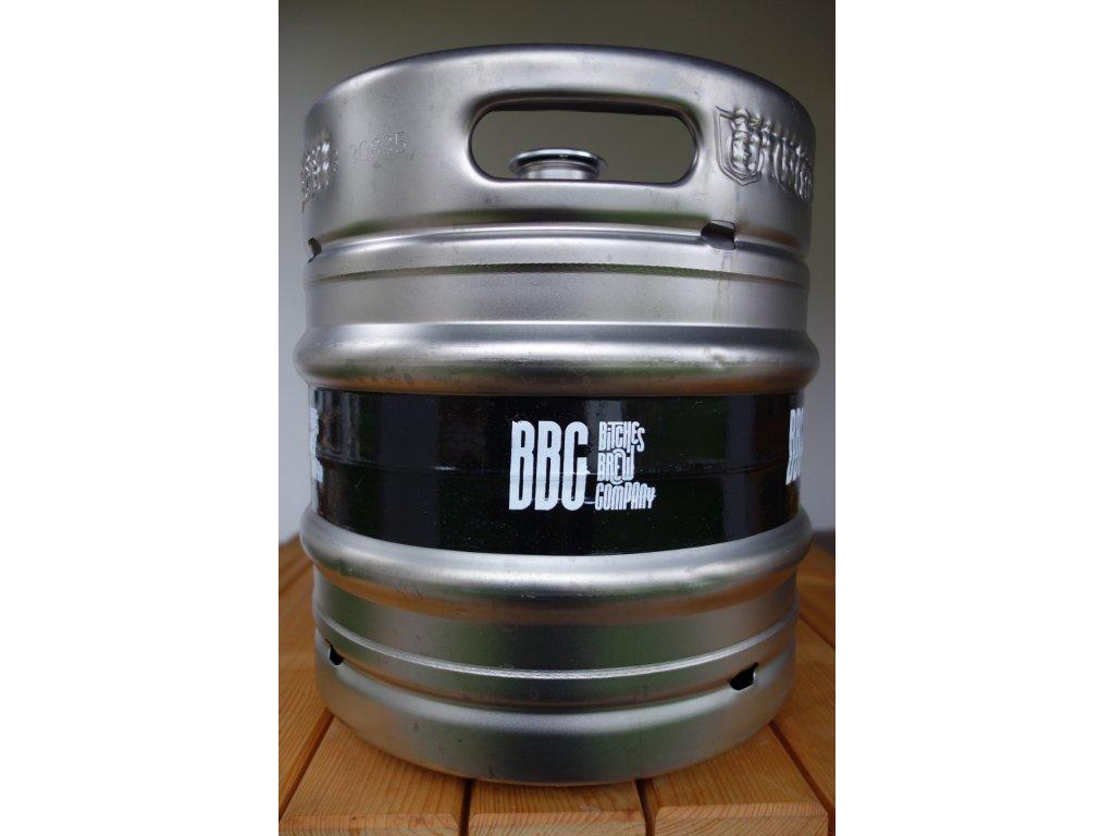 BITCHES BREW COMPANY - American IPA - sud 30 l  řemeslné pivo