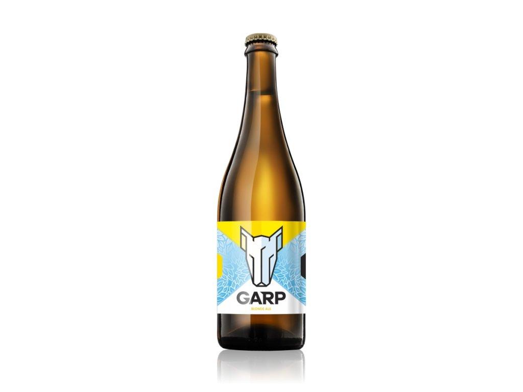 GARP 400 - Blonde Ale - 0,75