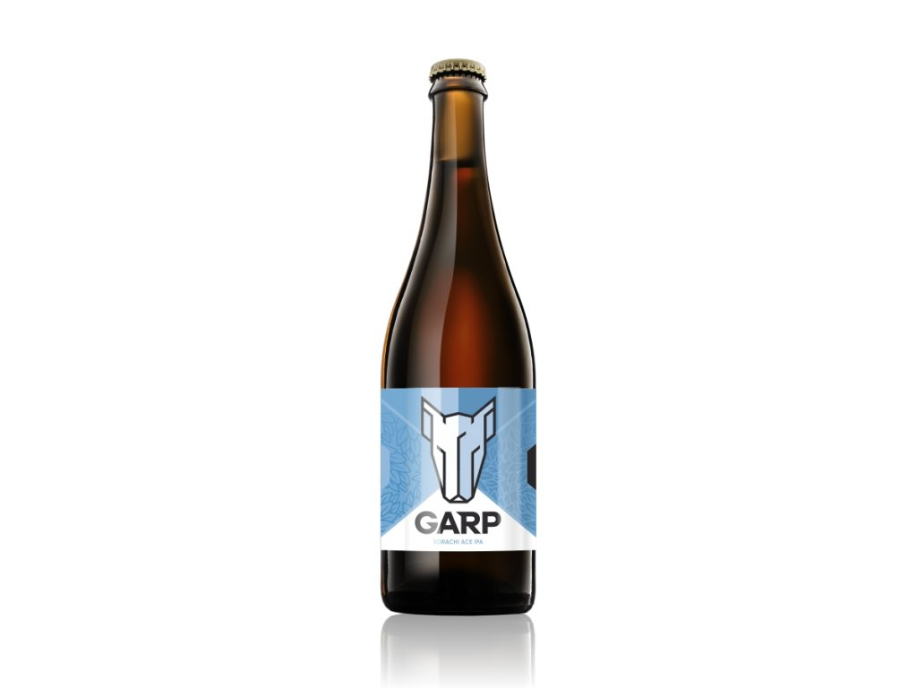 GARP 440 - Sorachi Ace IPA - 0,75  řemeslné pivo
