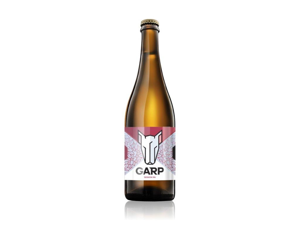 GARP 410 - Session IPA - 0,75  řemeslné pivo