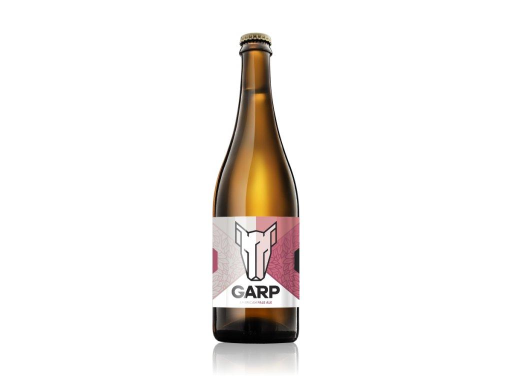 GARP 432 - APA - 0,75  řemeslné pivo