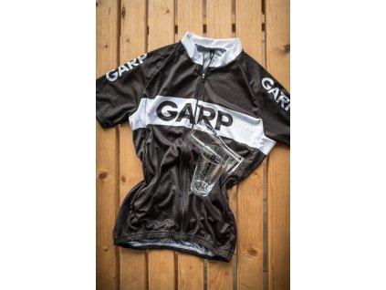 Dětský cyklistický dres GARP - Rastr