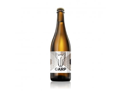 GARP 450 - RYE IPA - 0,75  řemeslné pivo