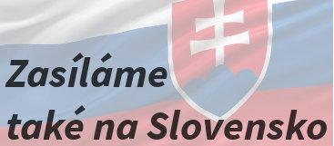 Zasílání na Slovensko