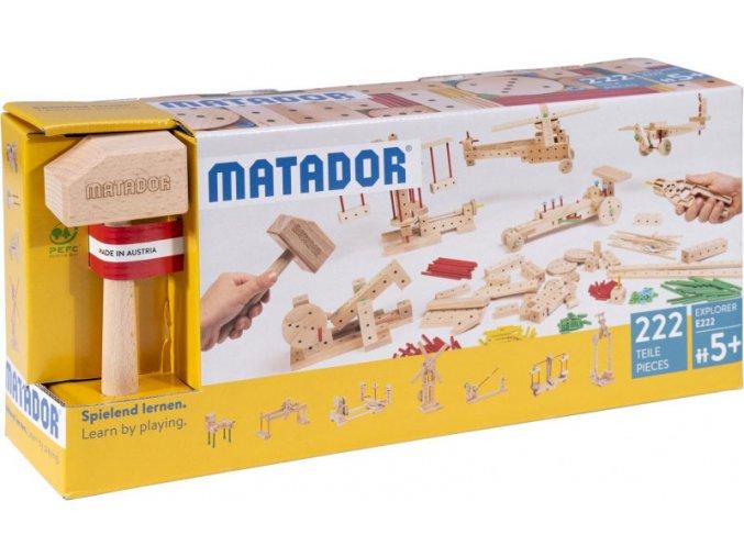 Základní set MATADOR Ki 1