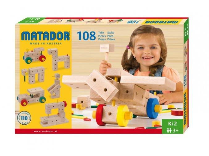 Základní set MATADOR Ki 2