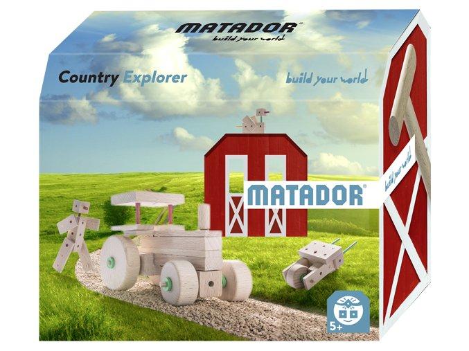 MATADOR Country Explorer