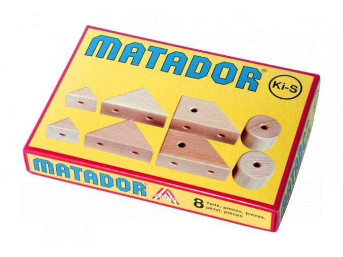 MATADOR Maker Ki-S - diagonální stavební díly Ki