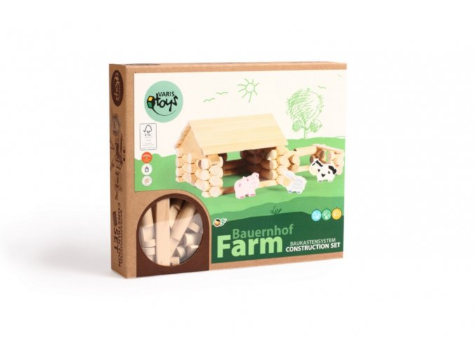 VARIS Farma 77 dílků