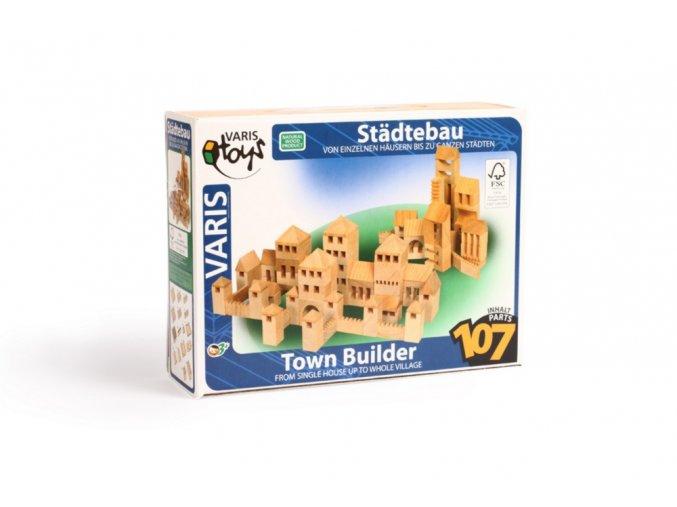 VARIS Budování města 107 dílků