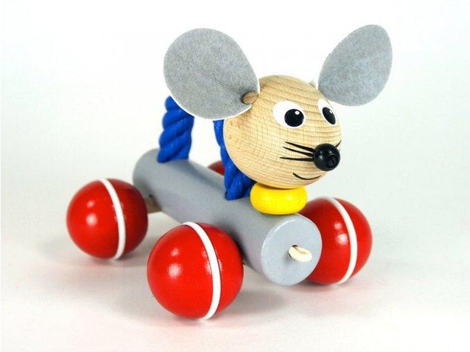 Myška s lanem Pippa
