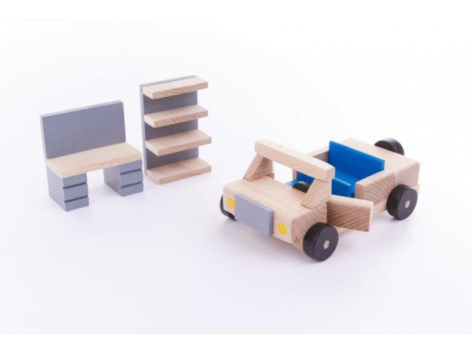 Vybavení garaze