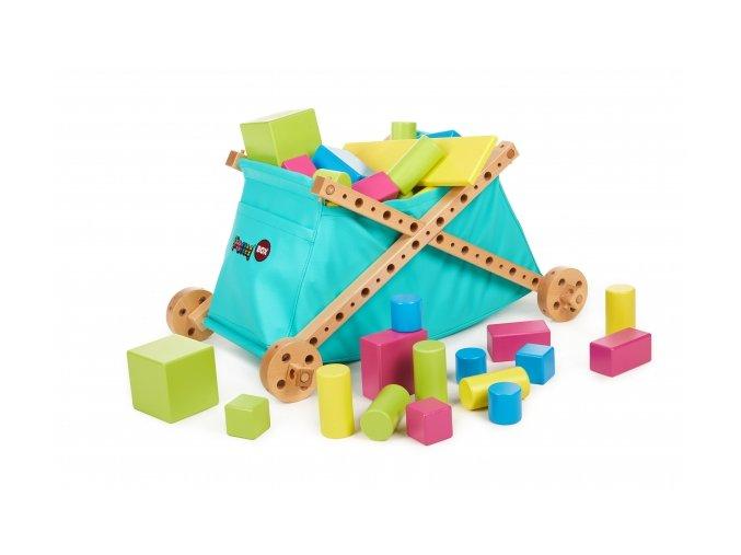 BOX barevnekostky