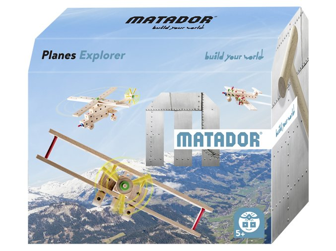 Základní set MATADOR Klassik 3
