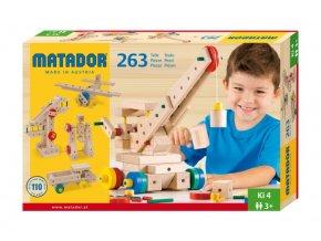Základní set MATADOR Ki 4