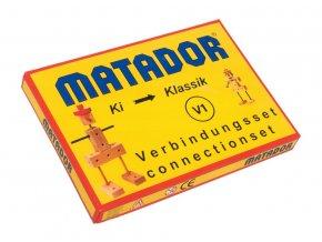 MATADOR V1  - propojovací sada Maker-Explorer