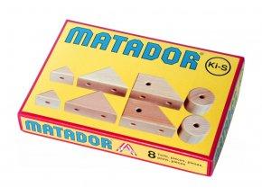 MATADOR Ki-S - diagonální stavební díly Ki