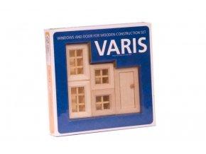 VARIS Okna a dveře I 5 kusů