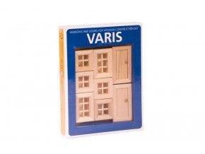 VARIS Okna a dveře II 8 kusů