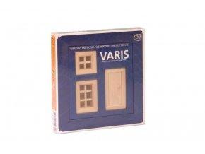 VARIS Okna a dveře III 3 kusy
