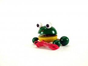 Žabka na kolečkách Ruby