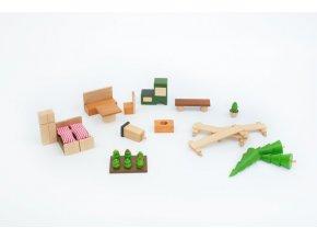 Vybavení chaty