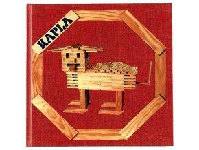 Kapla knížka nápadů 1, červená