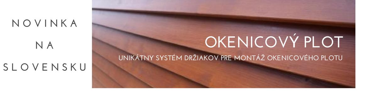 Okenicový plot za dostupnú cenu, svojpomocne | PostavPlot.SK